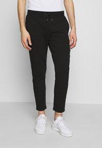 Zign - JOGGER - Teplákové kalhoty - black - 0
