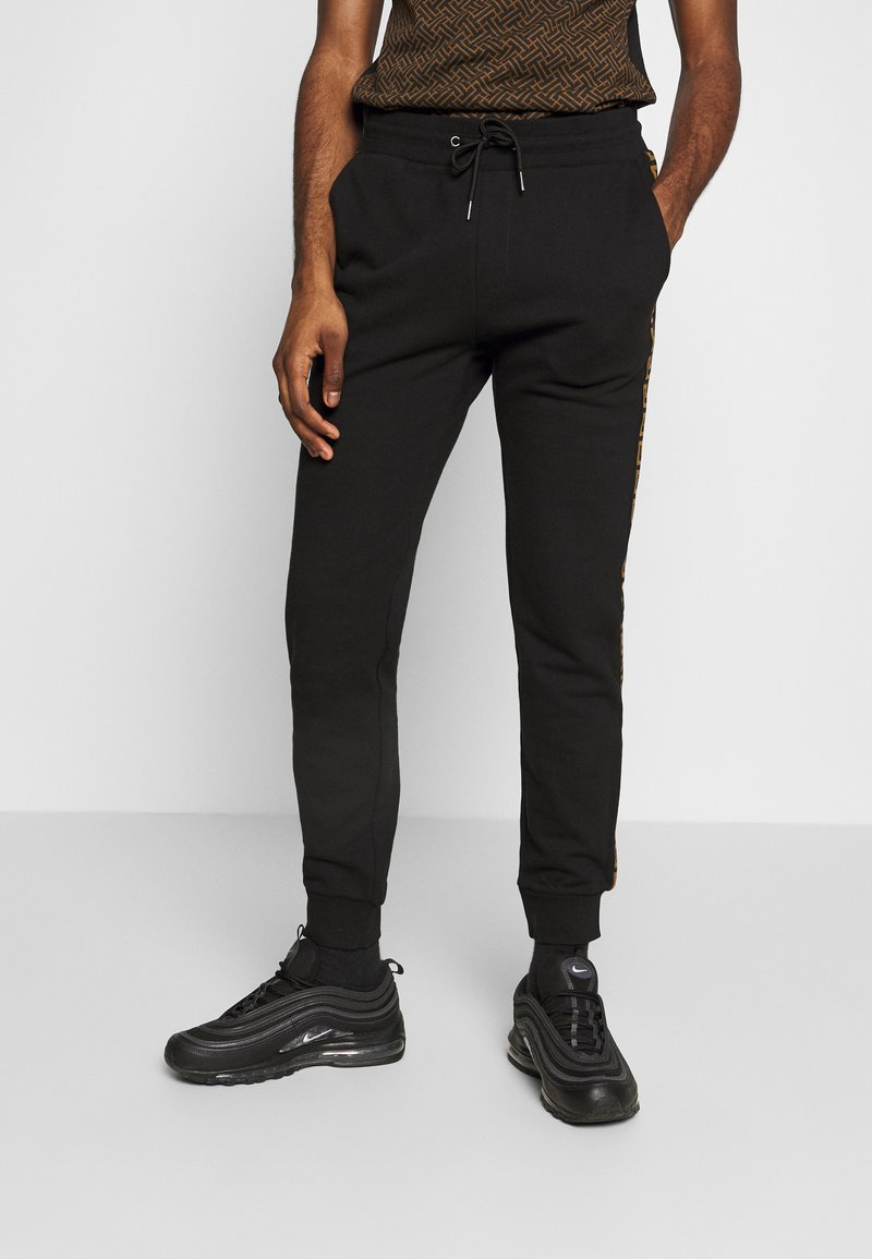 Zign - Spodnie treningowe - black