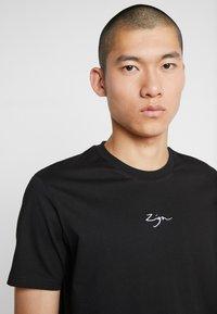 Zign - T-shirt print - black - 3