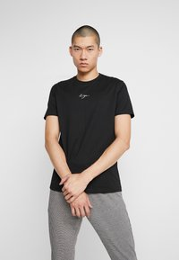 Zign - T-shirt print - black - 0