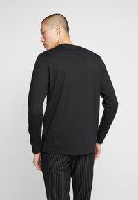 Zign - Long sleeved top - black - 2