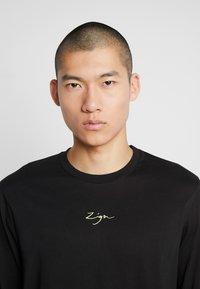 Zign - Long sleeved top - black - 3