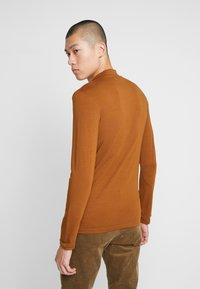 Zign - Long sleeved top - brown - 2