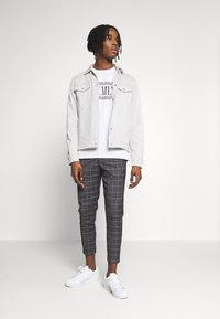 Zign - Print T-shirt - white - 1