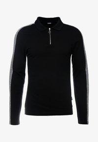 Zign - Polo shirt - black - 4