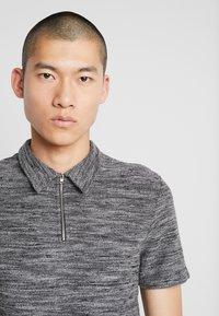Zign - Polo shirt - mottled grey - 3
