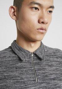 Zign - Polo shirt - mottled grey - 5