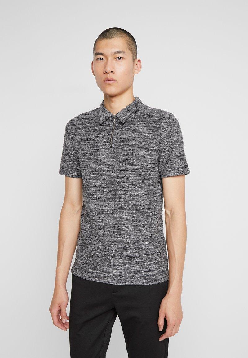 Zign - Polo shirt - mottled grey