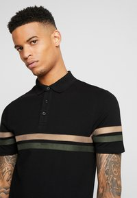Zign - Polo shirt - black - 5