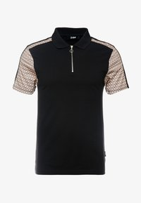 Zign - Polo shirt - black - 4