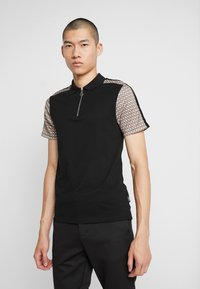 Zign - Polo shirt - black - 0