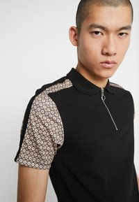 Zign - Polo shirt - black - 3