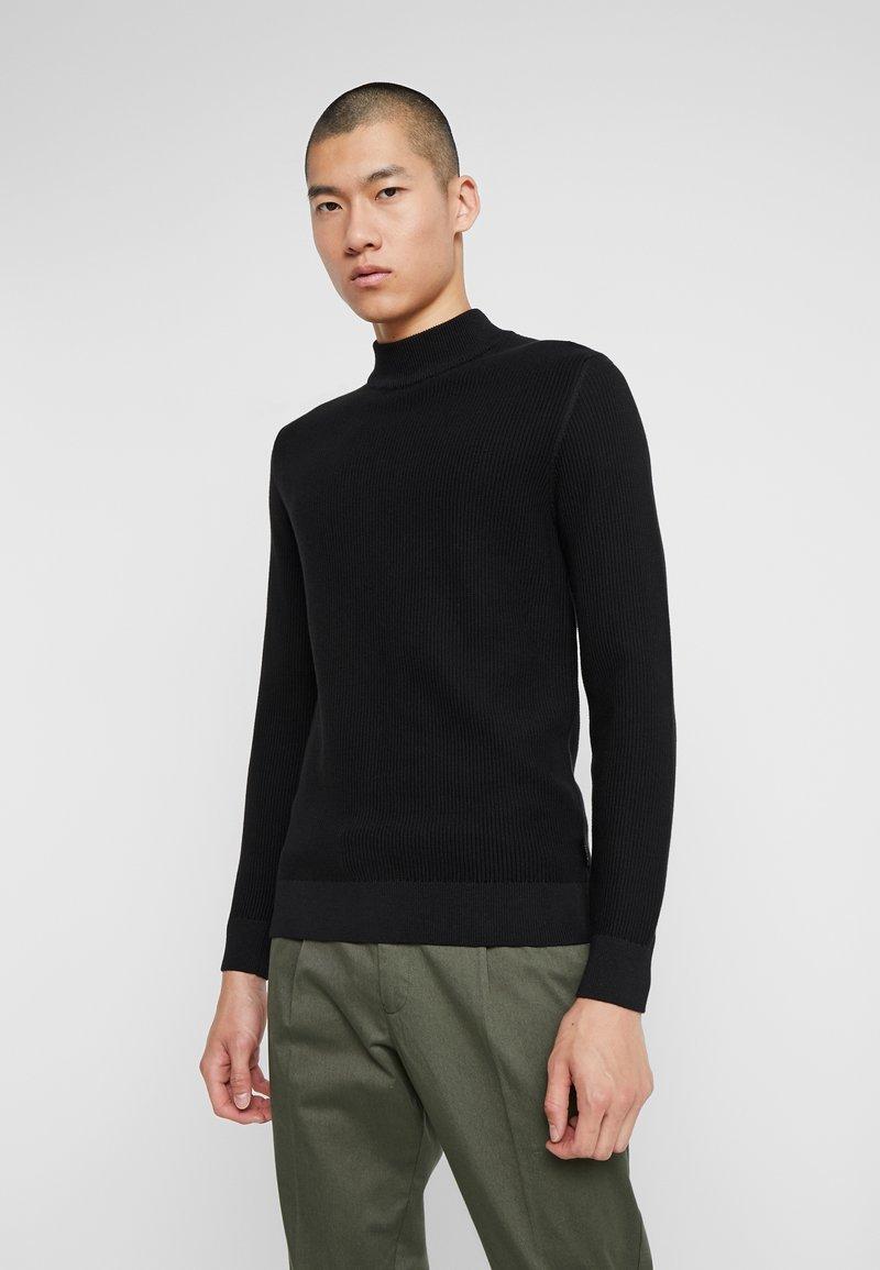 Zign - Sweter - black