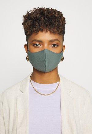 3 PACK - Maska z tkaniny - grey
