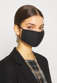 Zign - 3 PACK - Community mask - grey/black/khaki - 1