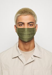 Zign - 3 PACK - Community mask - dark green/black/khaki - 3