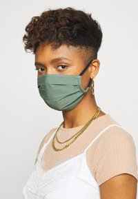 Zign - 5 PACK - Community mask - brown/pink/green - 2