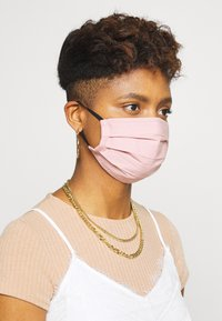 Zign - 5 PACK - Community mask - brown/pink/green - 1