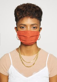 Zign - 5 PACK - Community mask - brown/pink/green - 0
