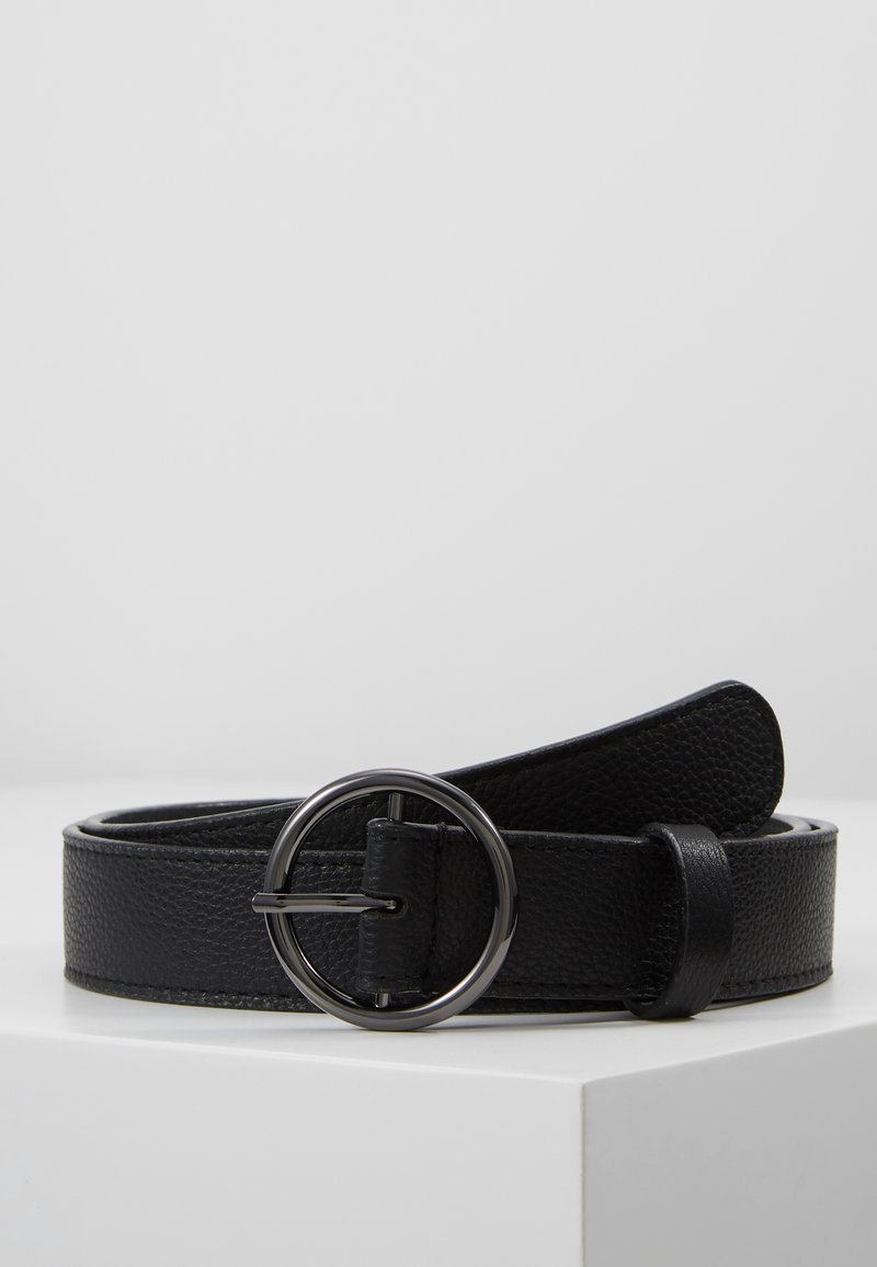 Zign - LEATHER - Gürtel - black