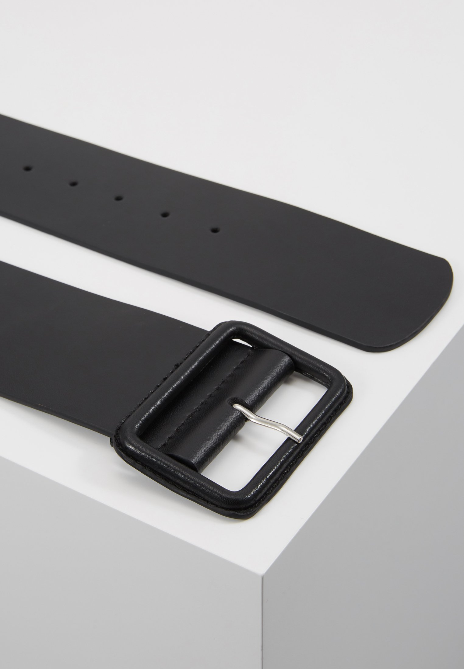 Zign LEATHER - Cintura - black 1NlaCz8i