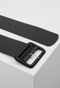 Zign - LEATHER - Pásek - black - 2