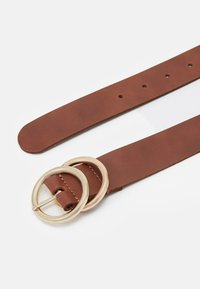 Zign - LEATHER - Belt - cognac - 1