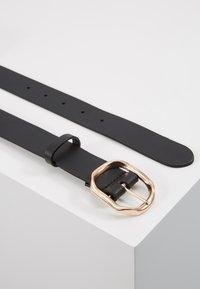 Zign - LEATHER - Belt - black - 3