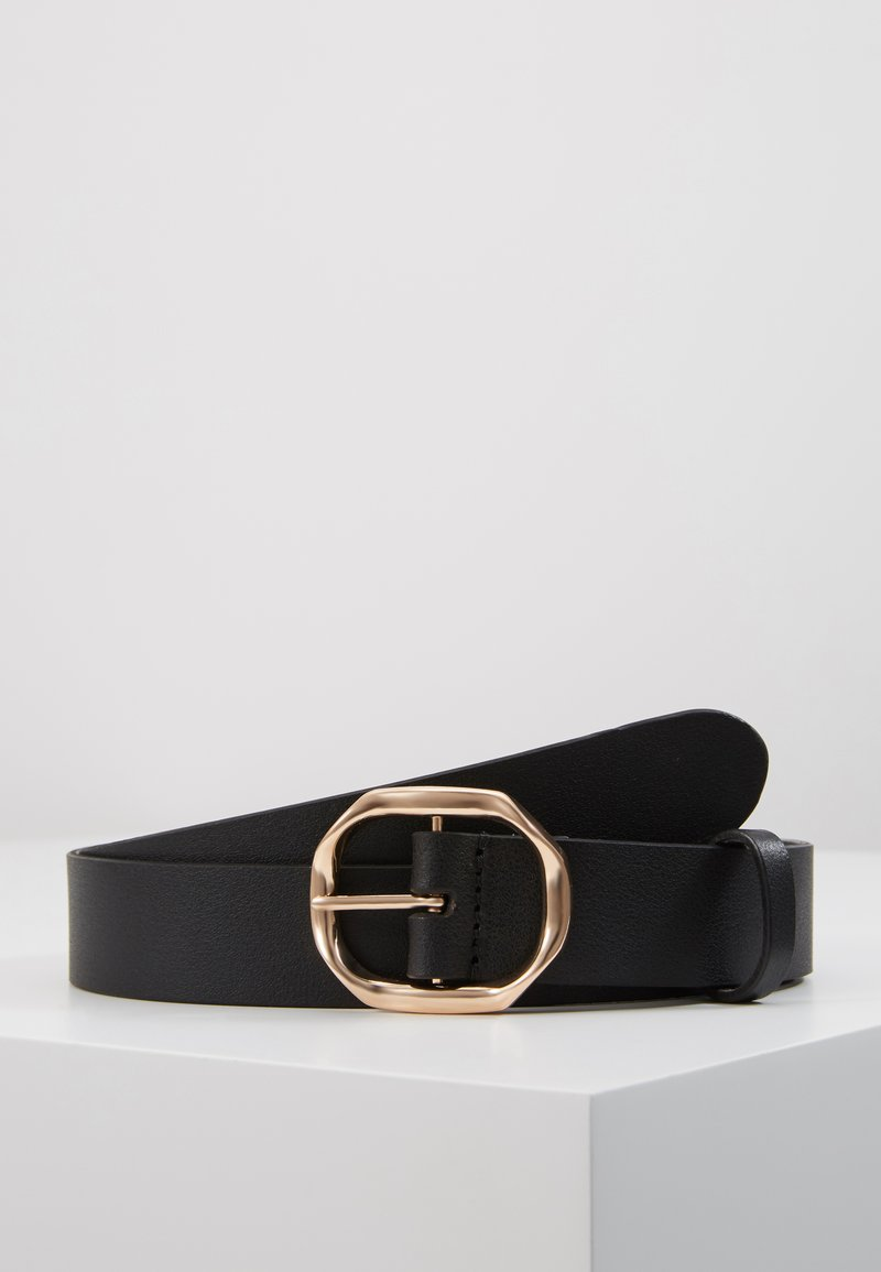 Zign - LEATHER - Riem - black