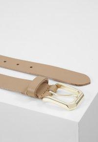 Zign - Belt - beige - 3