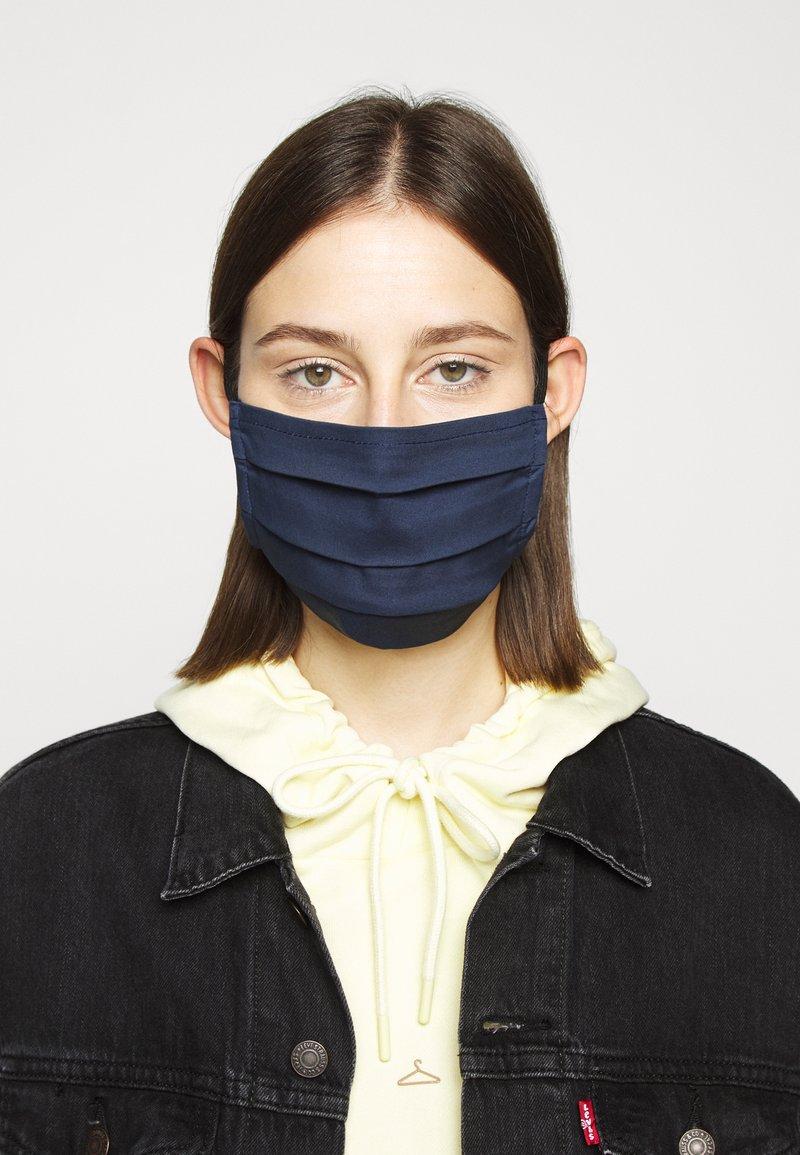 Zign - 3 PACK - Community mask - white/black/blue