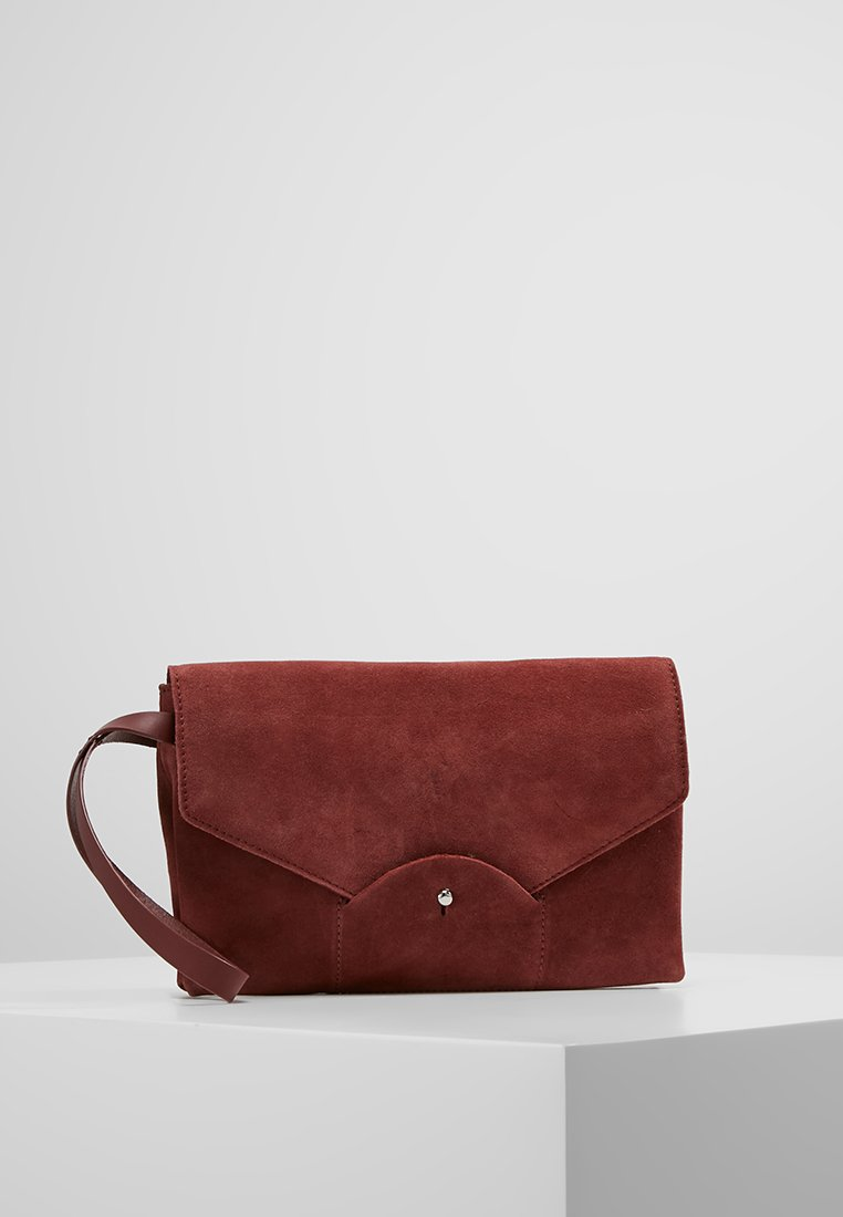 Zign - Clutch - ruby red