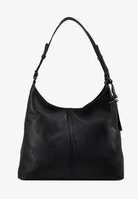 Zign - LEATHER - Kabelka - black - 5