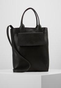 Zign - LEATHER - Handbag - black - 0