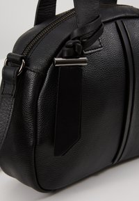 Zign - LEATHER - Torebka - black - 6