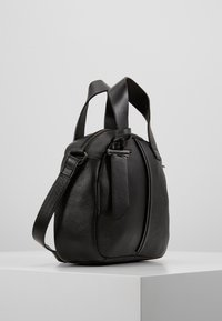 Zign - LEATHER - Torebka - black