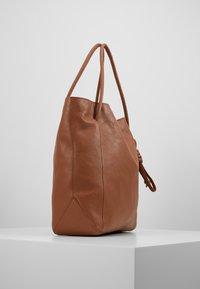 Zign - LEATHER - Handbag - cognac - 3