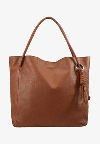 Zign - LEATHER - Handbag - cognac - 6