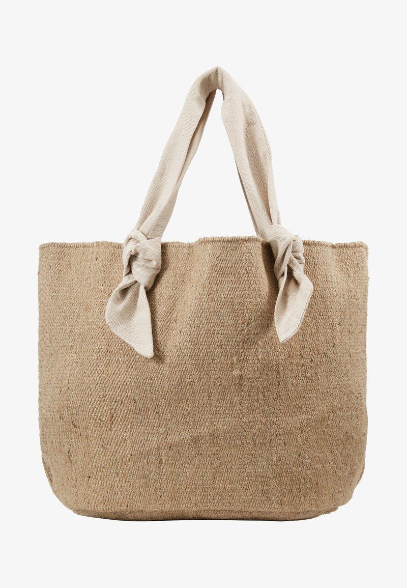 Zign - Handtasche - natural