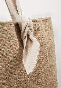 Zign - Handtasche - natural - 4