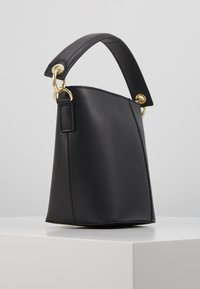 Zign - LEATHER - Handbag - black - 4