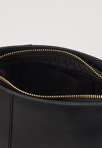 Zign - LEATHER - Handbag - black - 5