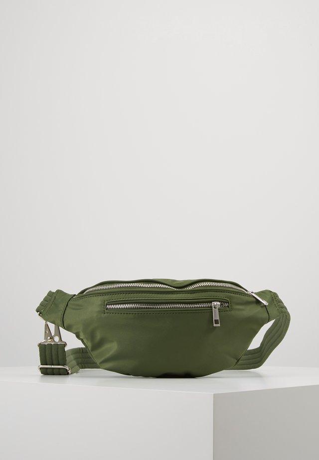 Bæltetasker - olive