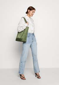 Zign - Shopping bag - olive - 1