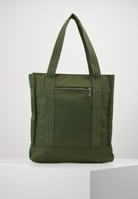 Zign - Shopping bag - olive - 0