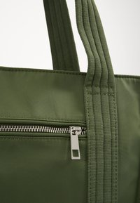 Zign - Shopping bag - olive - 5