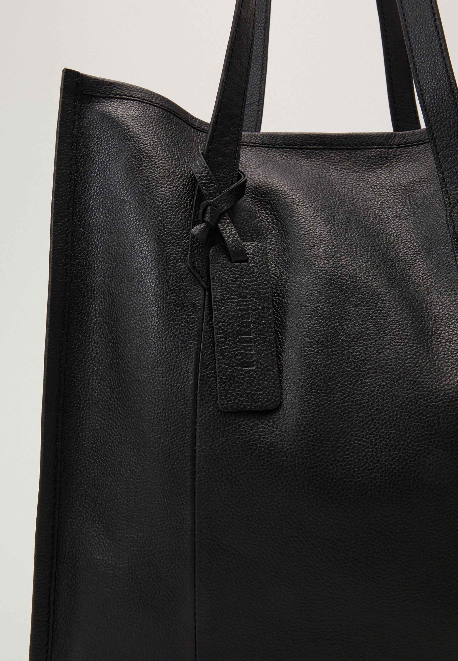 Bolso shopping black