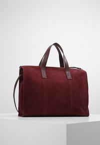 Zign - LEATHER - Sac à main - burgundy - 2