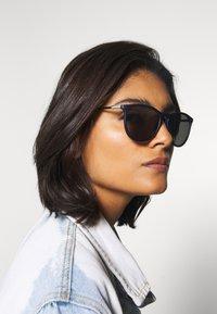 Zign - Sunglasses - dark blue - 1