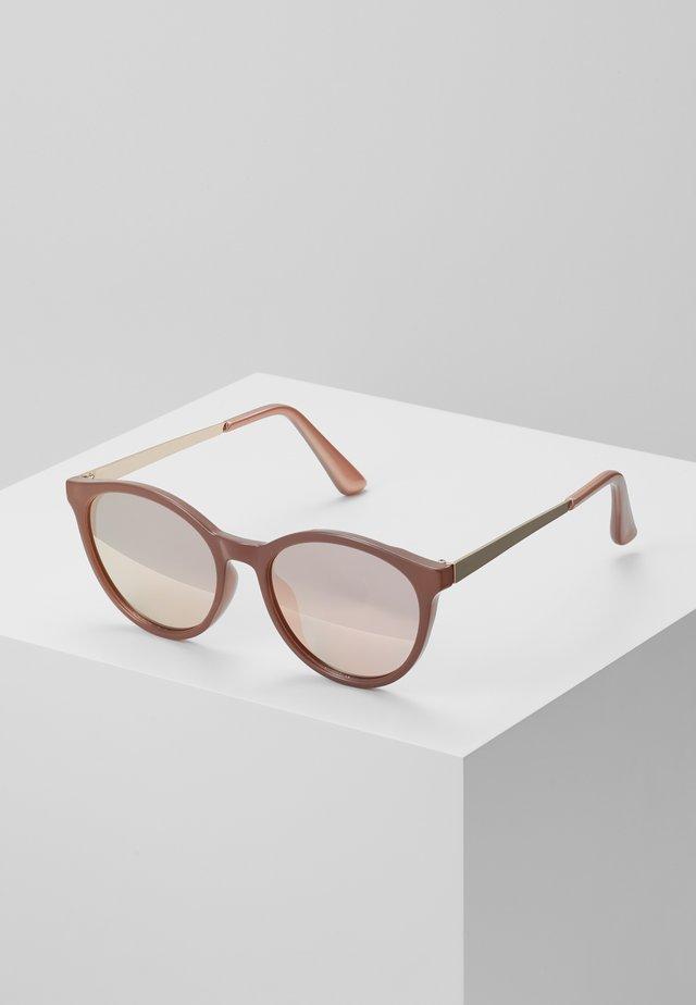 Okulary przeciwsłoneczne - mauve